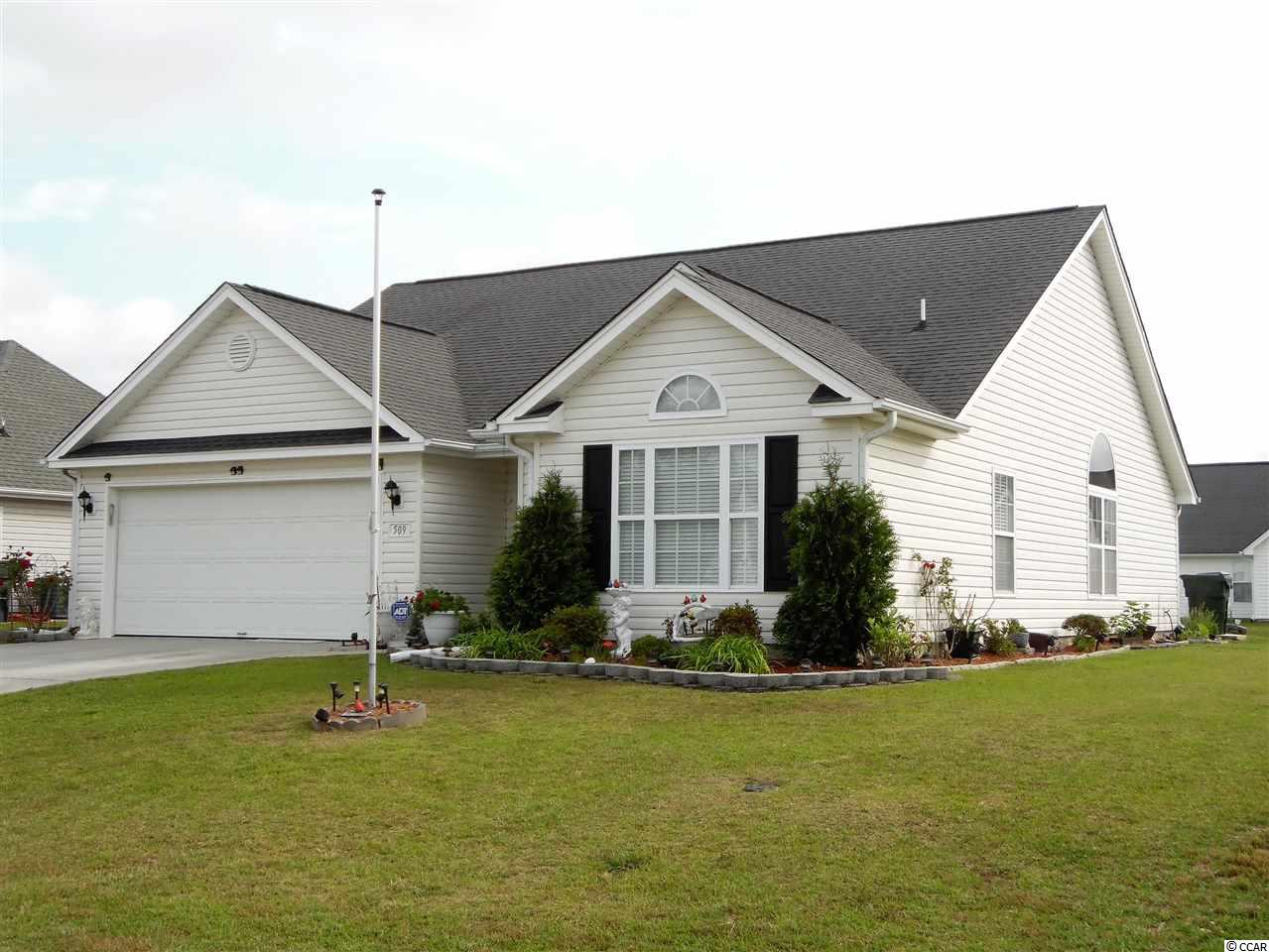 Detached MLS:1810963   509 Hartwood Ln. Myrtle Beach SC