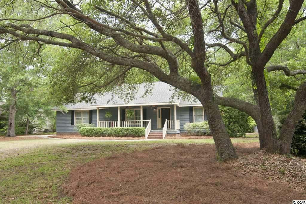 Detached MLS:1811019   428 Crooked Oak Dr. Pawleys Island SC