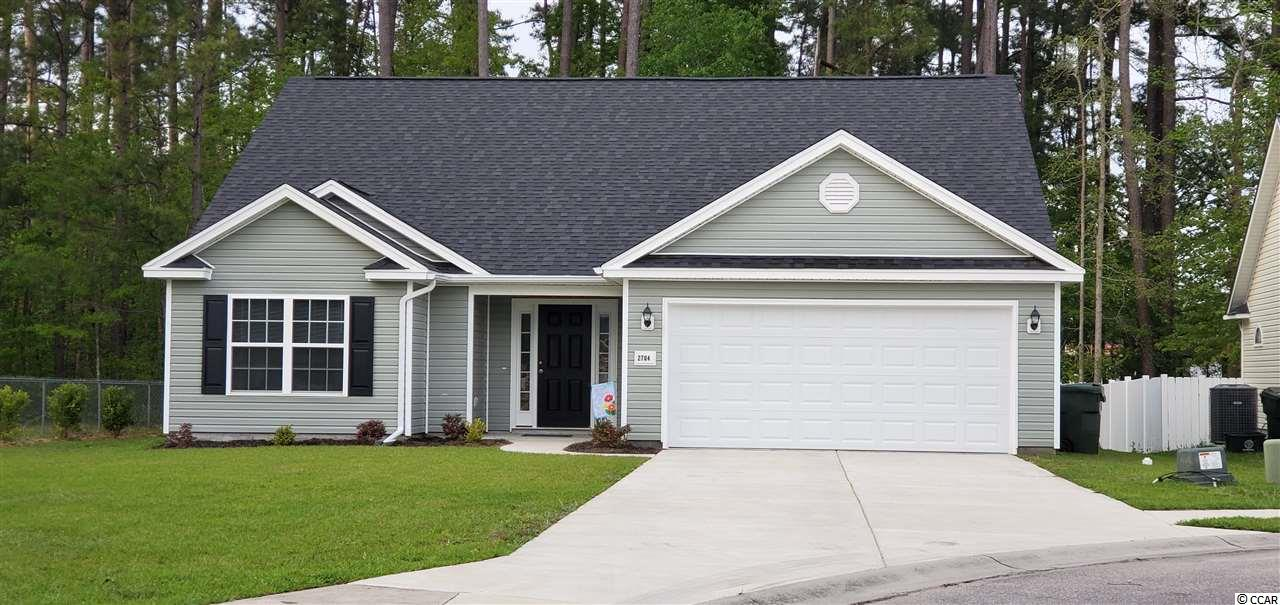 Detached MLS:1811036   2704 Bluebell Ln. Conway SC