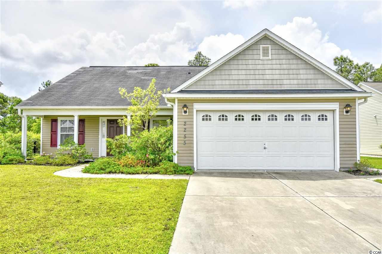 Detached MLS:1811053   2255 Beauclair Ct. Myrtle Beach SC
