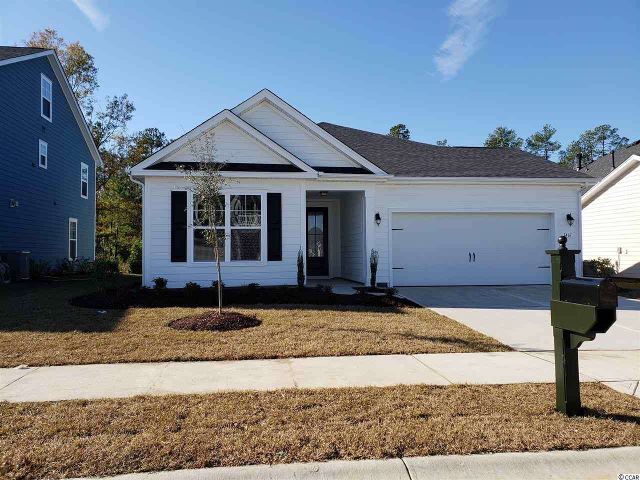 Detached MLS:1811073   1461 Parish Way Myrtle Beach SC