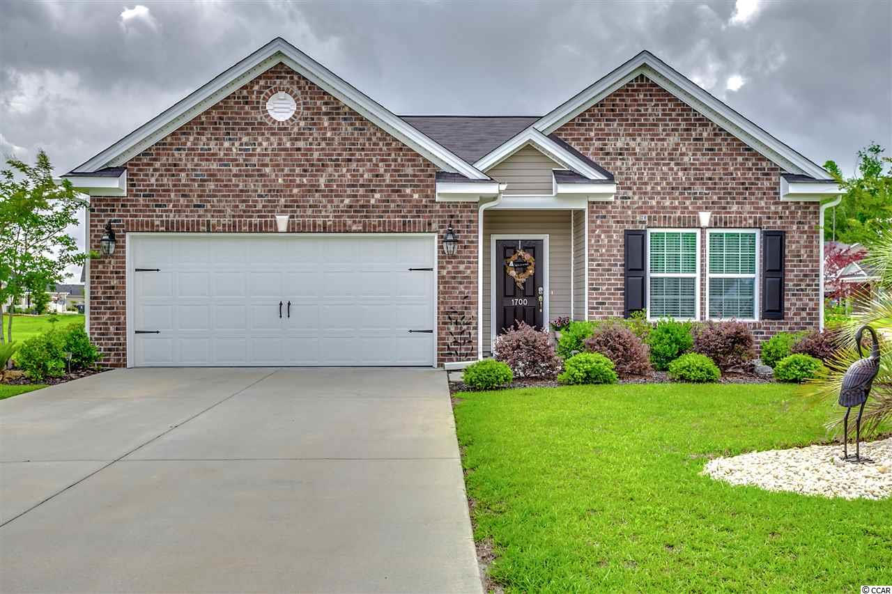 Detached MLS:1811108   1700 Brookshade Ct. Conway SC