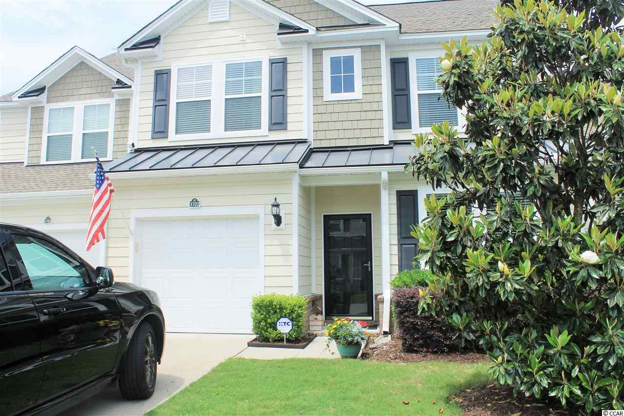 Townhouse MLS:1811129 Clearwater Bay - Barefoot Resort  6244 Catalina Dr unit 3702 North Myrtle Beach SC