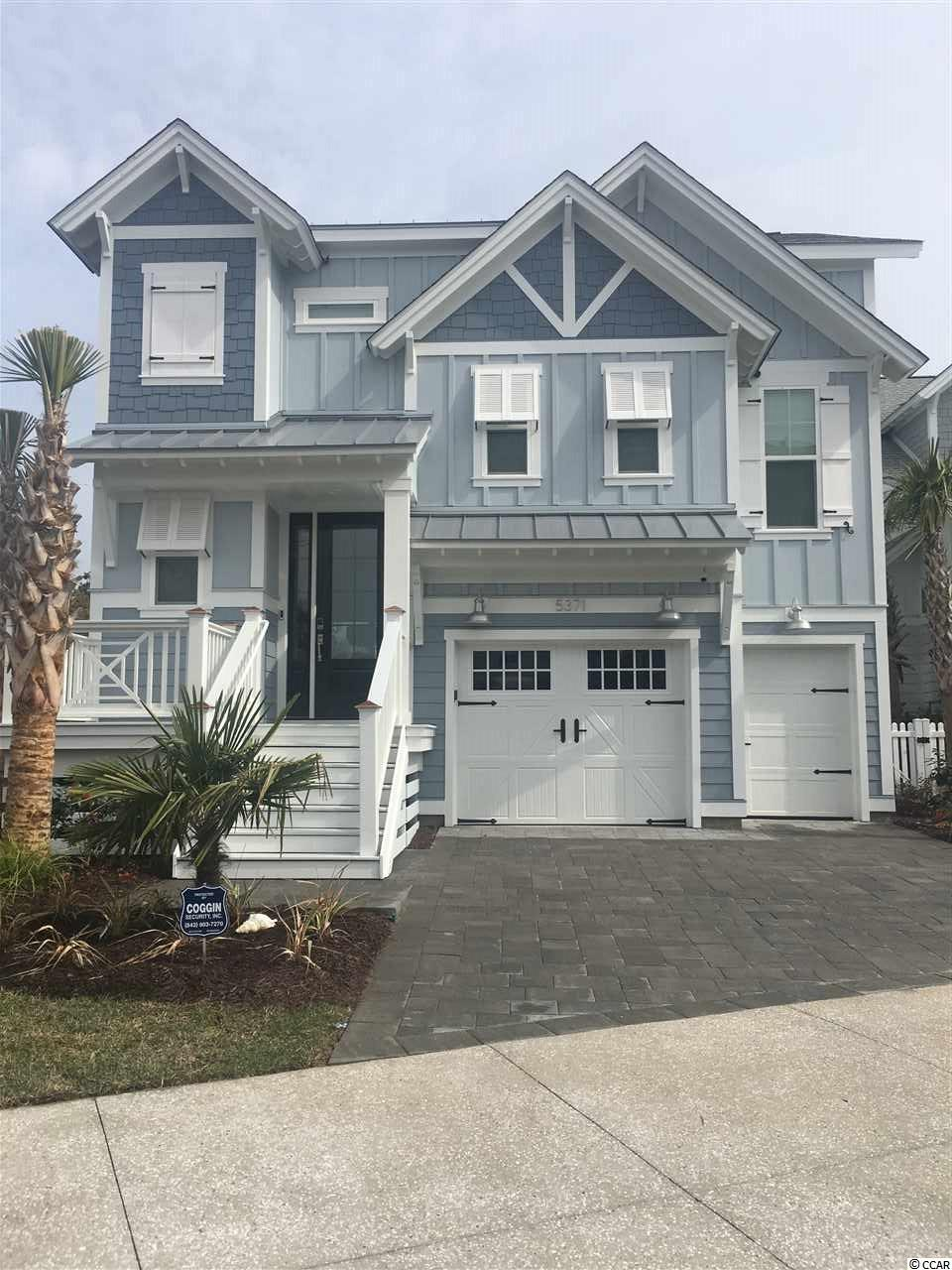 Detached MLS:1811135   5371 Ocean Village Dr. Myrtle Beach SC