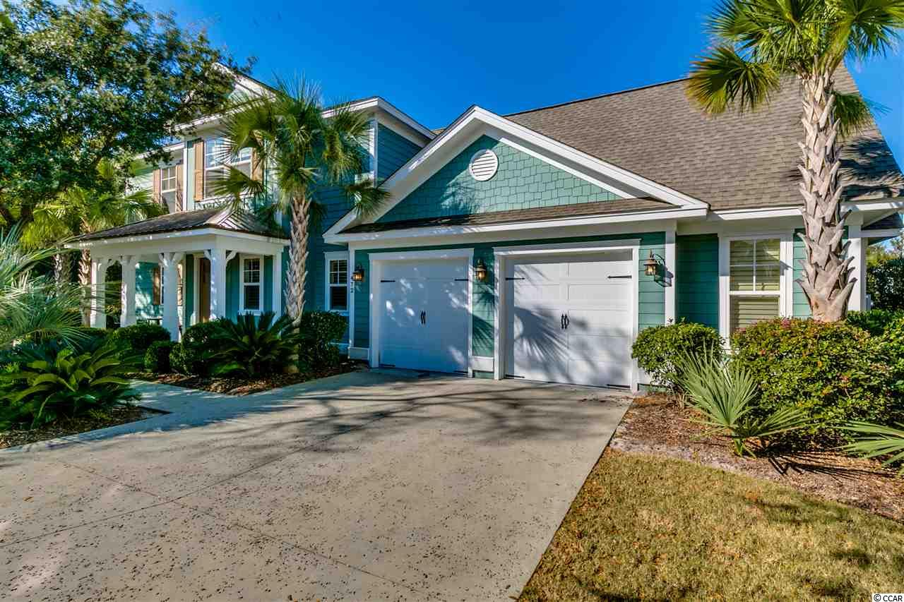 Detached with HPR MLS:1811147   472 Banyan Place North Myrtle Beach SC