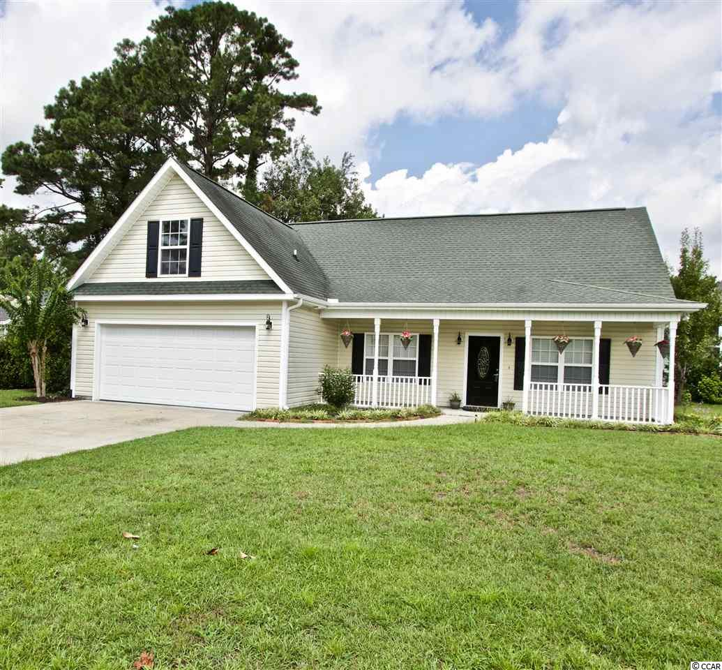 Detached MLS:1811156   587 Circle Dr. Surfside Beach SC