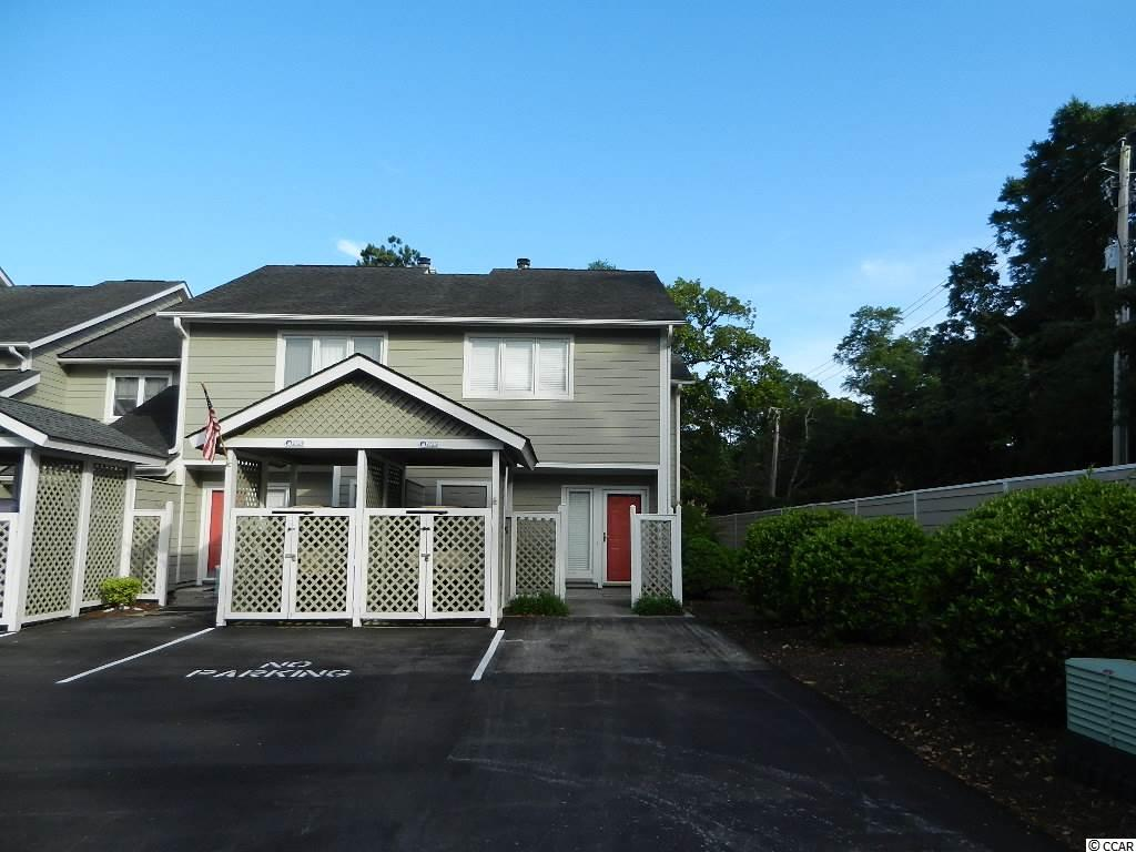 Townhouse MLS:1811207 Ocean Creek Greens  435 Ocean Creek Drive Myrtle Beach SC