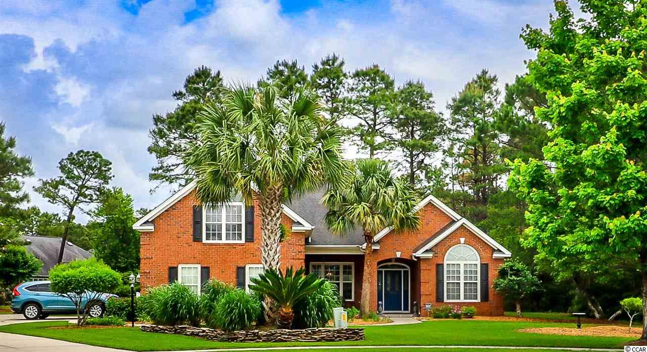 Detached MLS:1811212   4623 Tideland Court Myrtle Beach SC