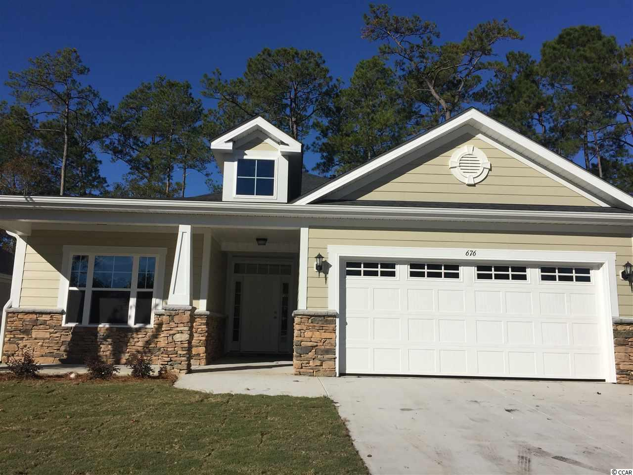 Detached MLS:1811236   676 Elmwood Circle Murrells Inlet SC