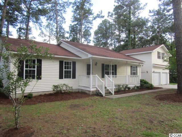 Detached MLS:1811237   43 Partridge Ln. Pawleys Island SC
