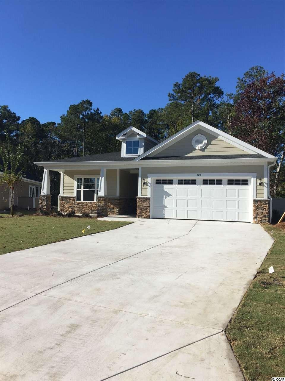 Detached MLS:1811239   684 Elmwood Circle Murrells Inlet SC