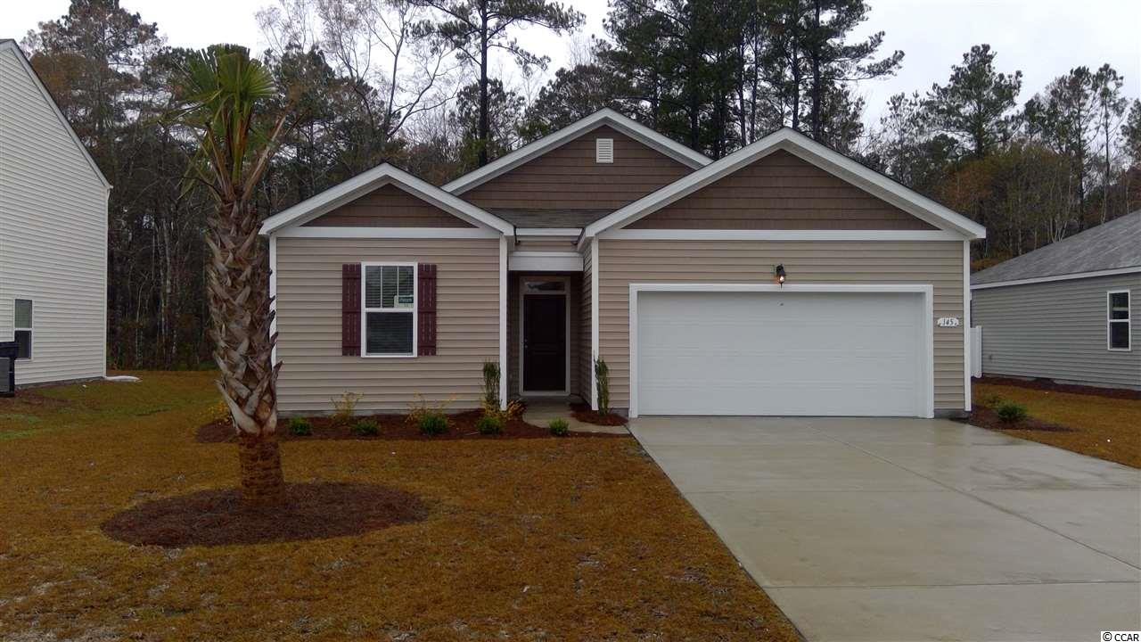 Detached MLS:1811249   145 Harmony Ln. Myrtle Beach SC