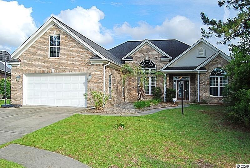 Detached MLS:1811284   512 Quincy Hall Dr. Myrtle Beach SC