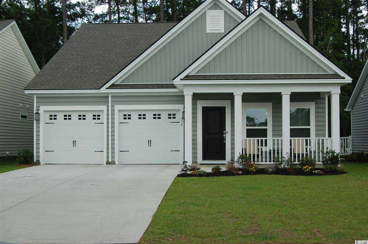 Detached MLS:1811291   238 Harbison Circle Myrtle Beach SC