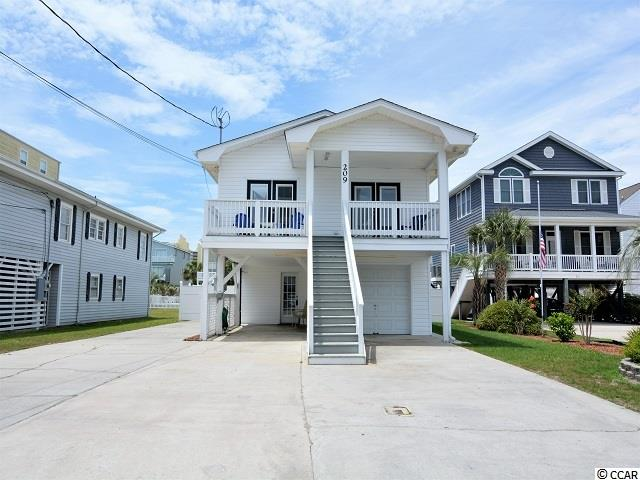 Detached MLS:1811314   209 58th Avenue North North Myrtle Beach SC