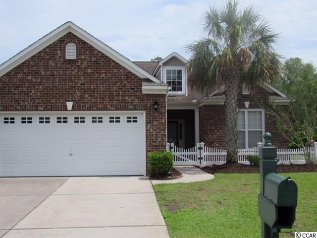 Detached MLS:1811318   5510 Whistling Duck Drive North Myrtle Beach SC