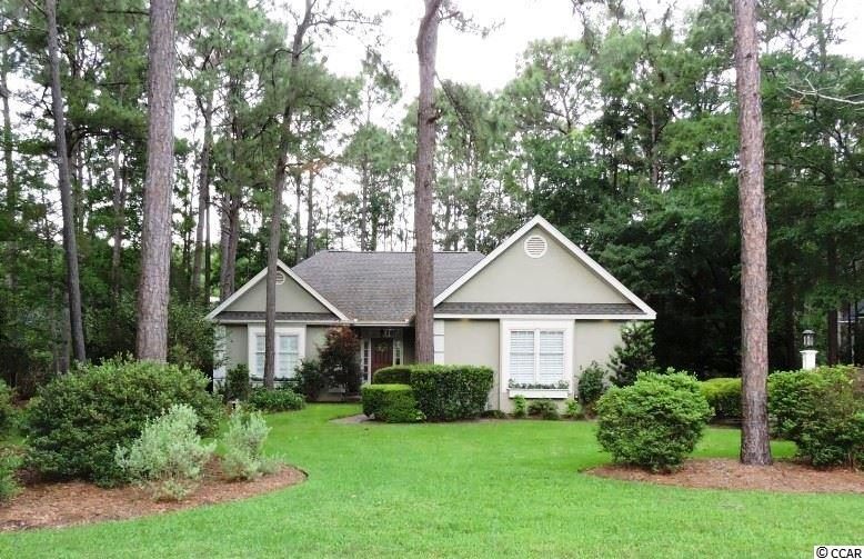 Detached MLS:1811339   1176 Heritage Dr. Pawleys Island SC