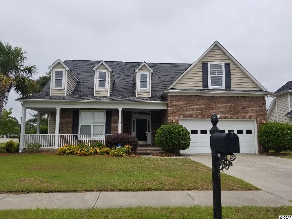 Detached MLS:1811349   3601 Angel Ct. Myrtle Beach SC