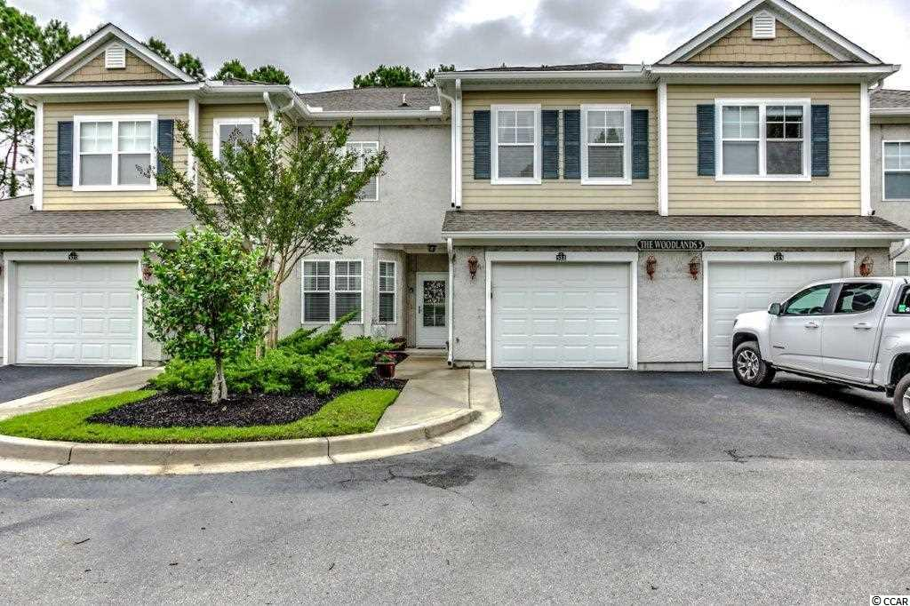 Townhouse MLS:1811375 The Woodlands at Barefoot  2450 Marsh Glen Dr North Myrtle Beach SC