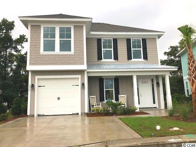 Detached with HPR MLS:1811392   5208 Sea Coral Way North Myrtle Beach SC