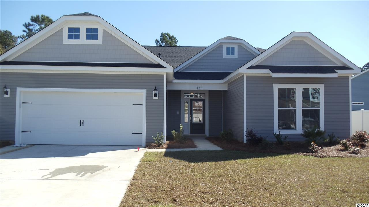 Detached MLS:1811456   371 Palm Lakes Blvd. Little River SC