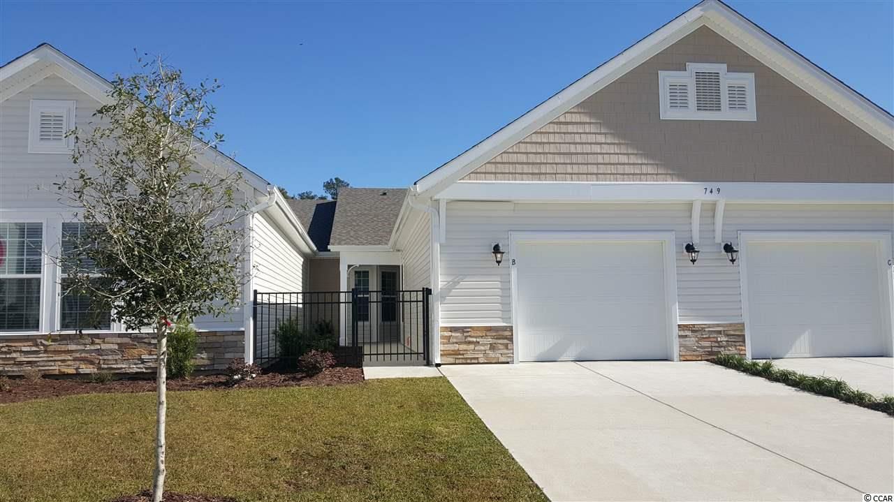 Condo MLS:1811472 Bella Vita Garden Homes  784 Salerno Circle, Unit E Myrtle Beach SC