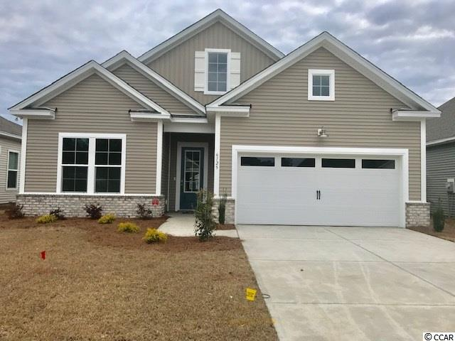 Detached MLS:1811493   6125 Chadderton Circle Myrtle Beach SC