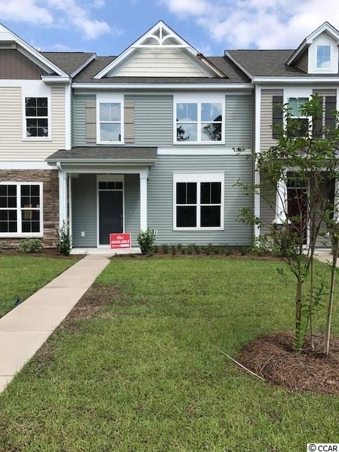 Townhouse MLS:1811497 Cypress Village Townhomes  420 Papyrus Circle Little River SC