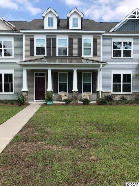 Townhouse MLS:1811498 Cypress Village Townhomes  424 Papyrus Circle Little River SC