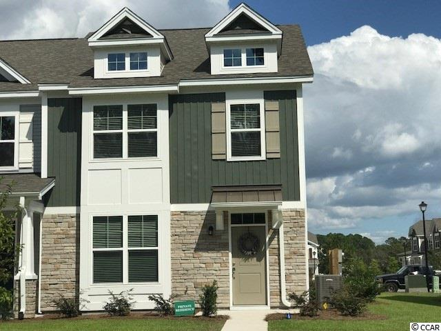 Townhouse MLS:1811501 Cypress Village Townhomes  432 Papyrus Circle Little River SC