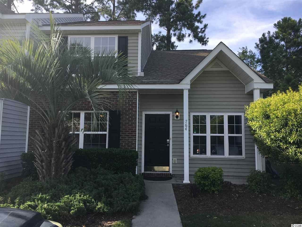 Townhouse MLS:1811545 WINDSOR GATE  764 Aspen Dr Myrtle Beach SC