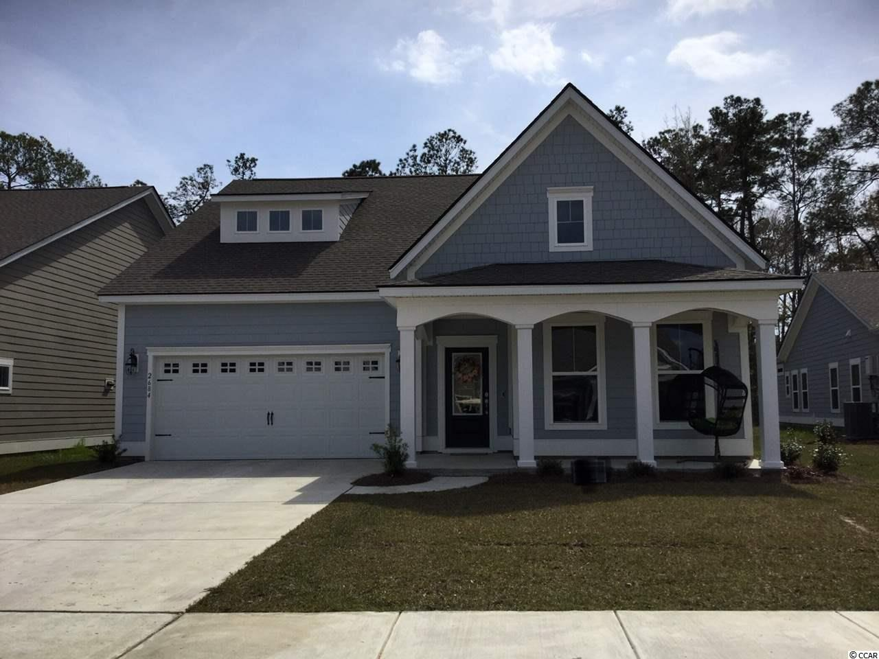Detached MLS:1811587   2684 Goldfinch Drive Myrtle Beach SC