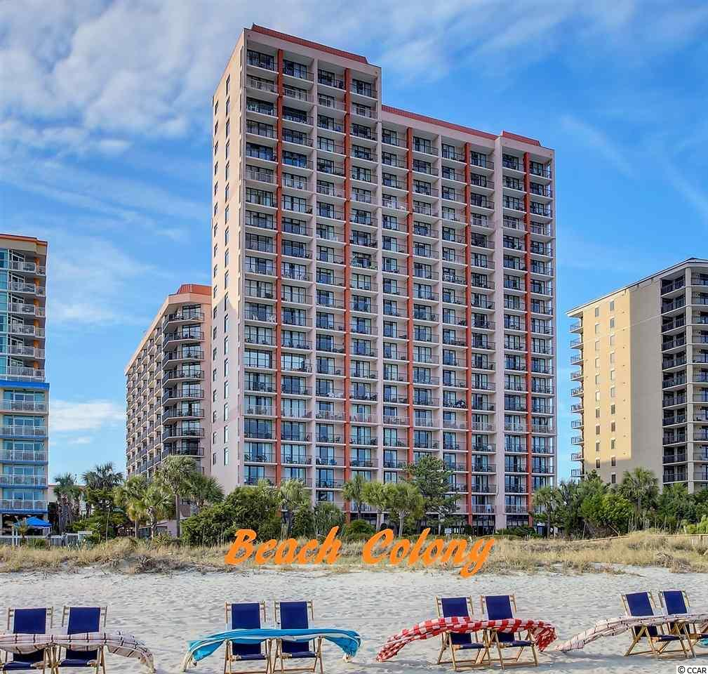 Condo MLS:1811599 Beach Colony  5308 N Ocean Blvd Myrtle Beach SC