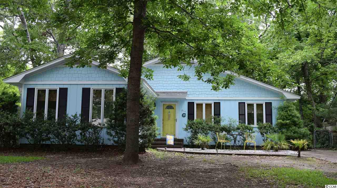 Detached MLS:1811609   614 5th Ave Surfside Beach SC