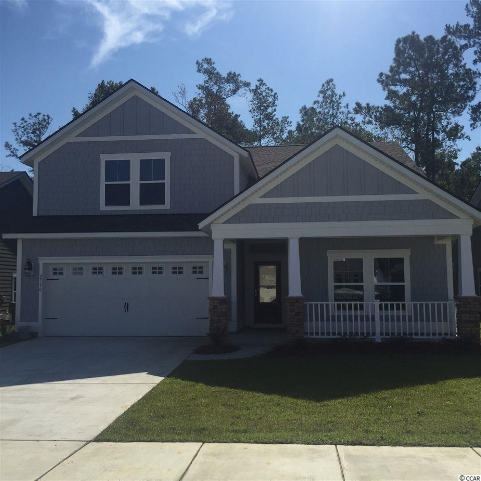 Detached MLS:1811621   2390 Goldfinch Drive Myrtle Beach SC