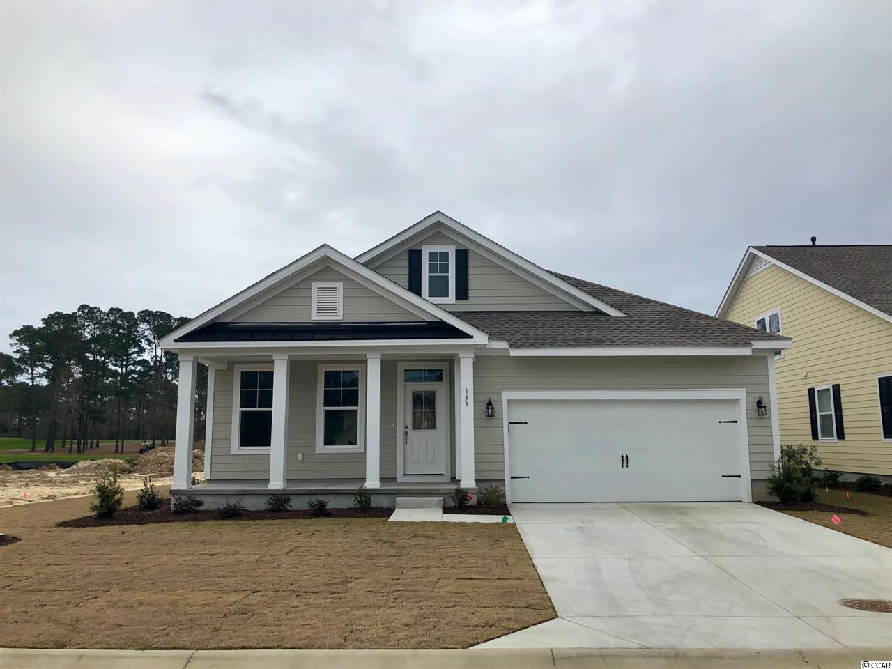 Detached MLS:1811668   153 Champions Village Dr. Murrells Inlet SC