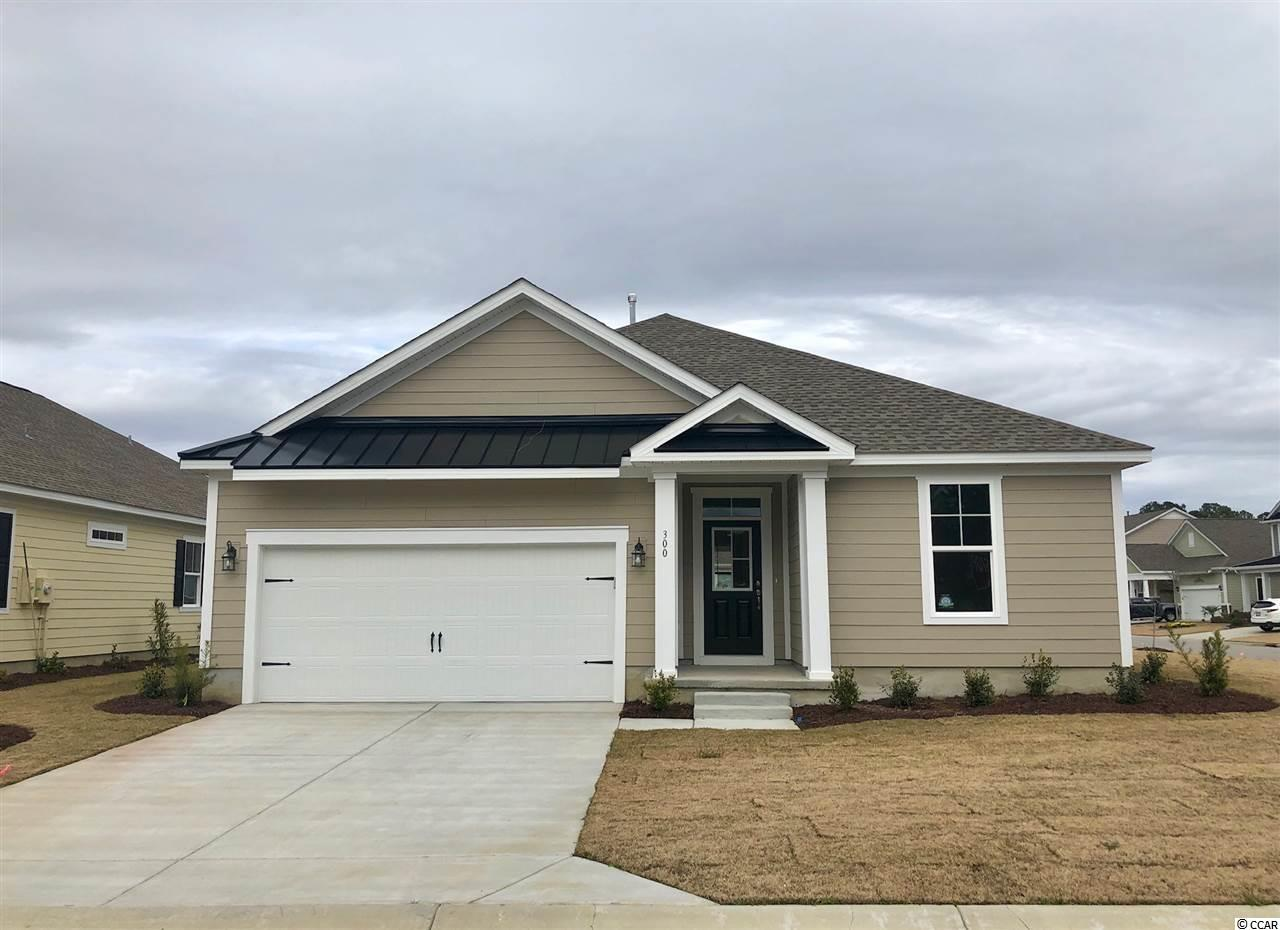 Detached MLS:1811674   300 Scottsdale Ct. Murrells Inlet SC