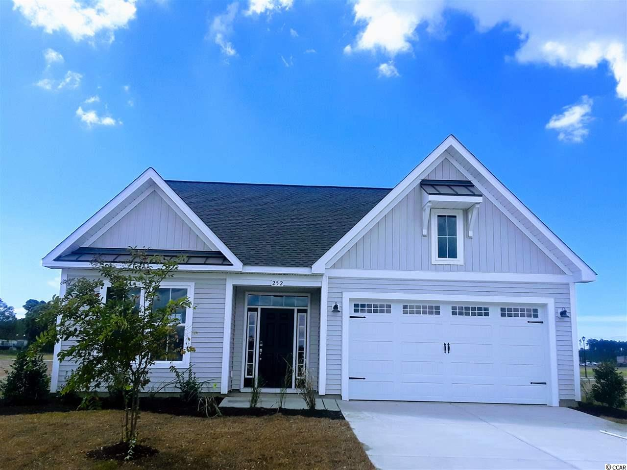 Detached MLS:1811685   252 Switchgrass Loop Little River SC
