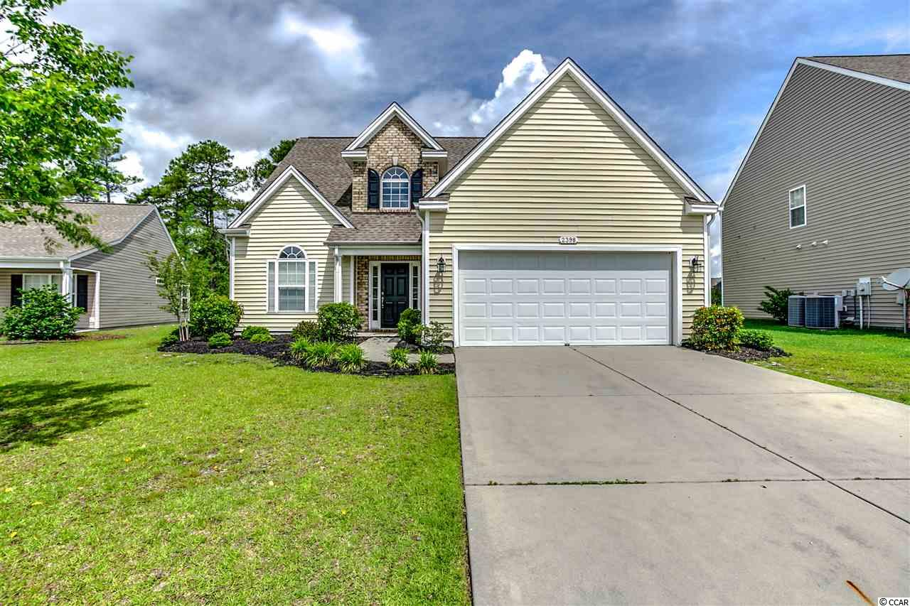 Detached MLS:1811693   2398 Windmill Way Myrtle Beach SC