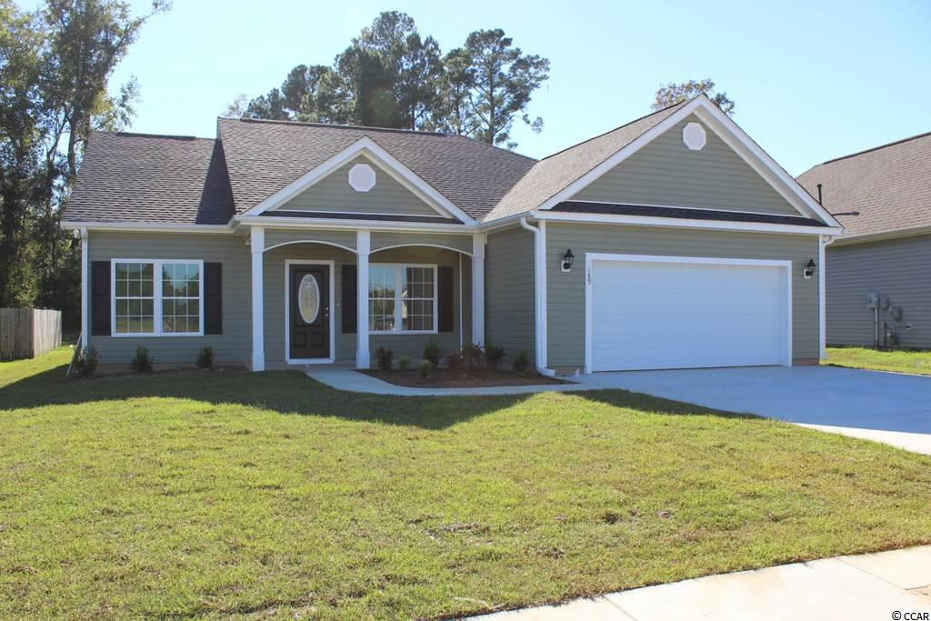 Detached MLS:1811706   189 Barons Bluff Drive Conway SC