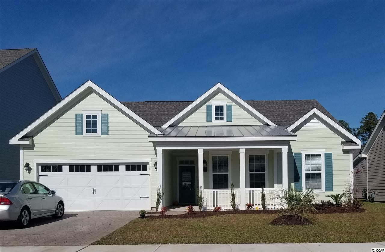 Detached MLS:1811712   1616 Thornbury Drive Myrtle Beach SC