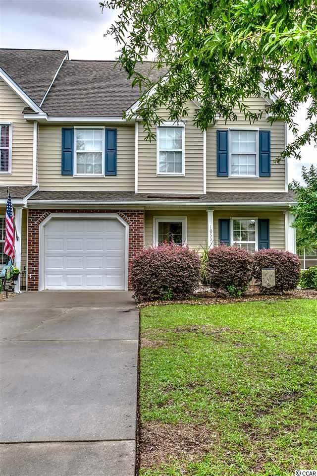 Townhouse MLS:1811714 Sawgrass East - Carolina Forest  1053 Stanton Place Myrtle Beach SC