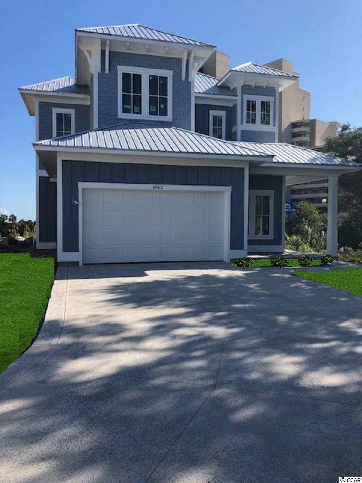 Detached with HPR MLS:1811719   4942 Salt Creek Ct. North Myrtle Beach SC