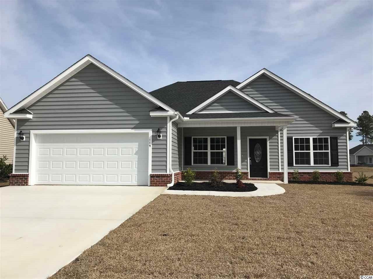 Detached MLS:1811721   119 Silver Peak Dr. Conway SC