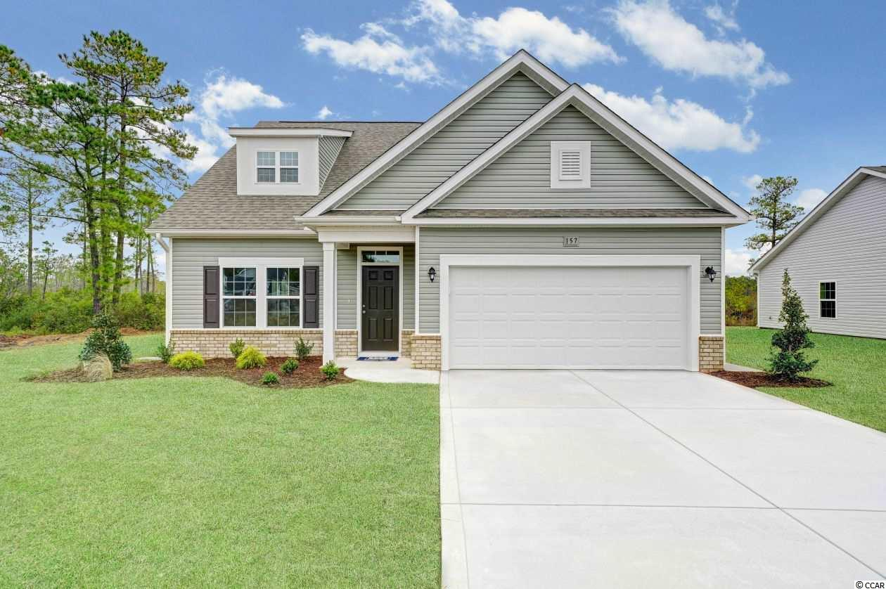 Detached MLS:1811728   157 Astoria Park Loop Conway SC