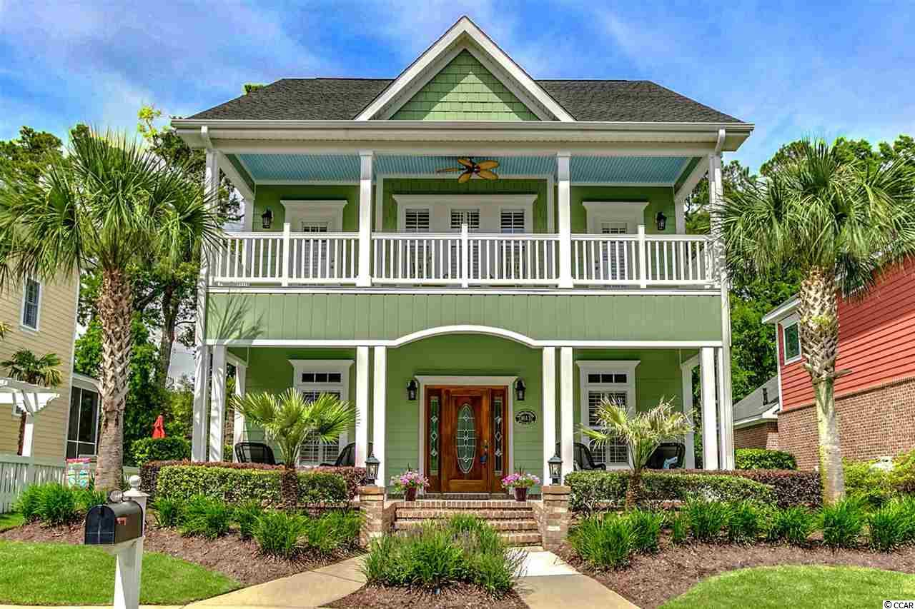 Detached MLS:1811754   1613 James Island North Myrtle Beach SC