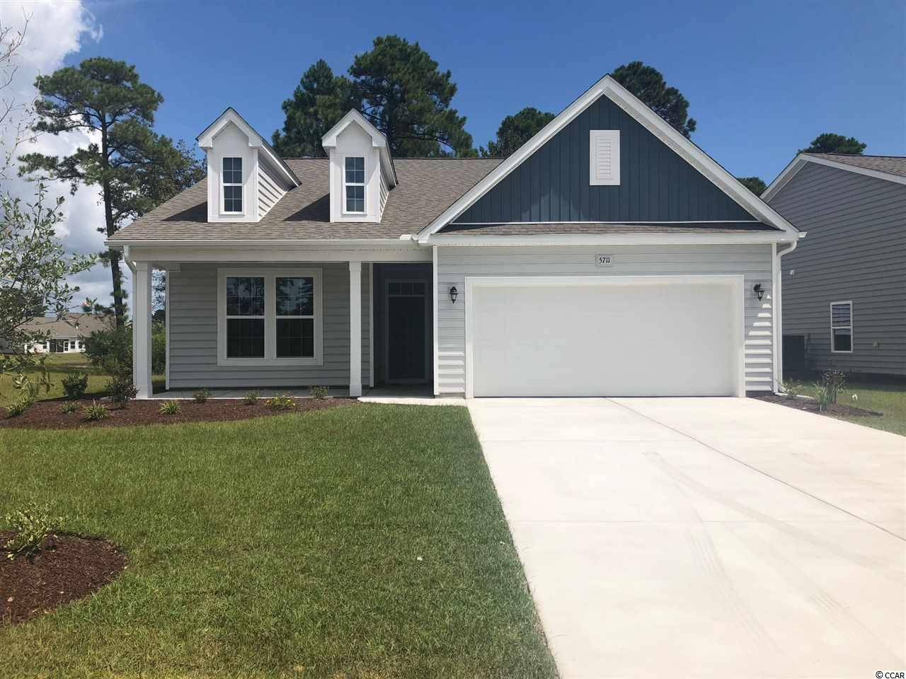 Detached MLS:1811776   5711 Cottonseed Court Myrtle Beach SC