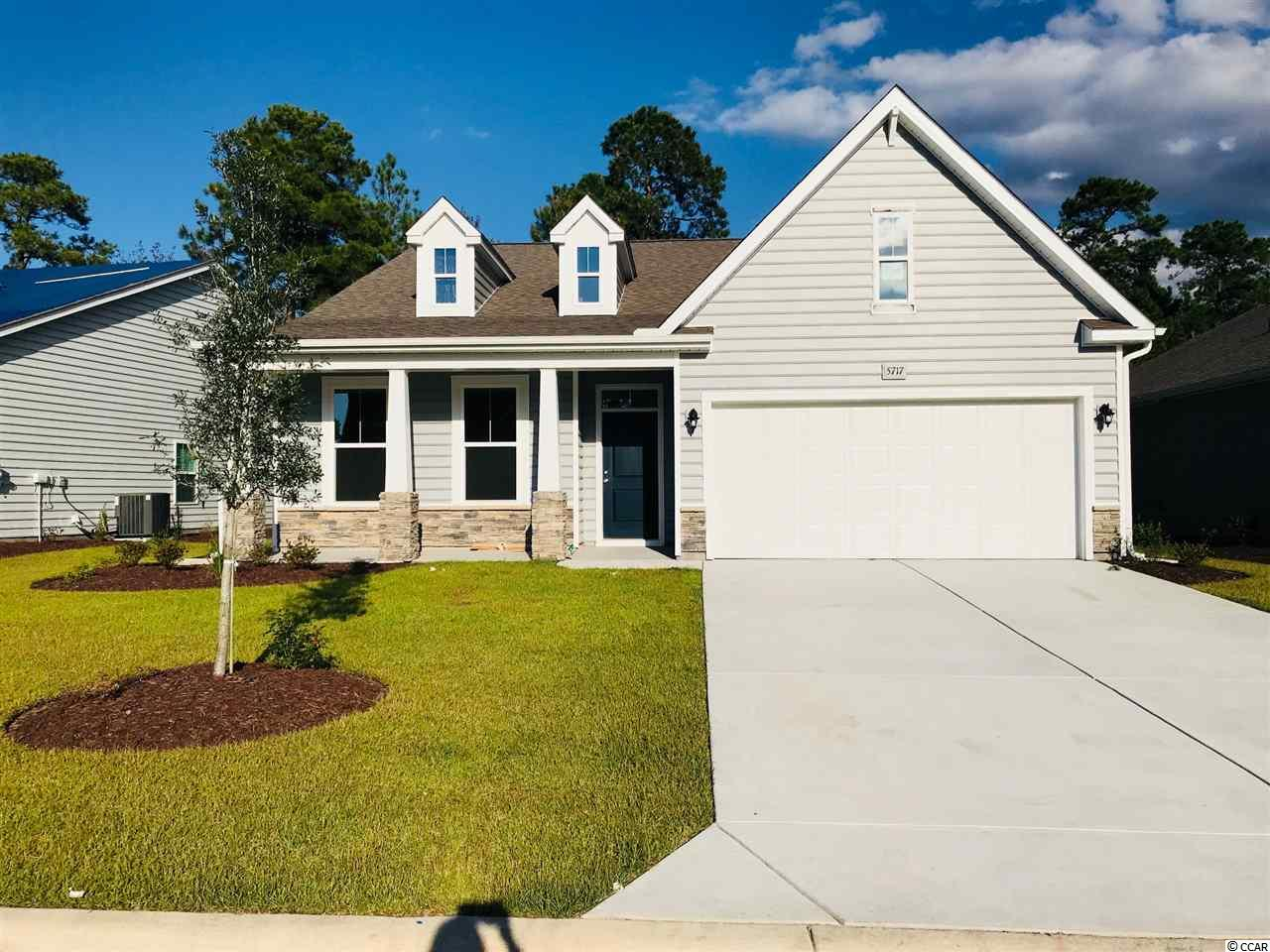 Detached MLS:1811780   5717 Cottonseed Ct. Myrtle Beach SC