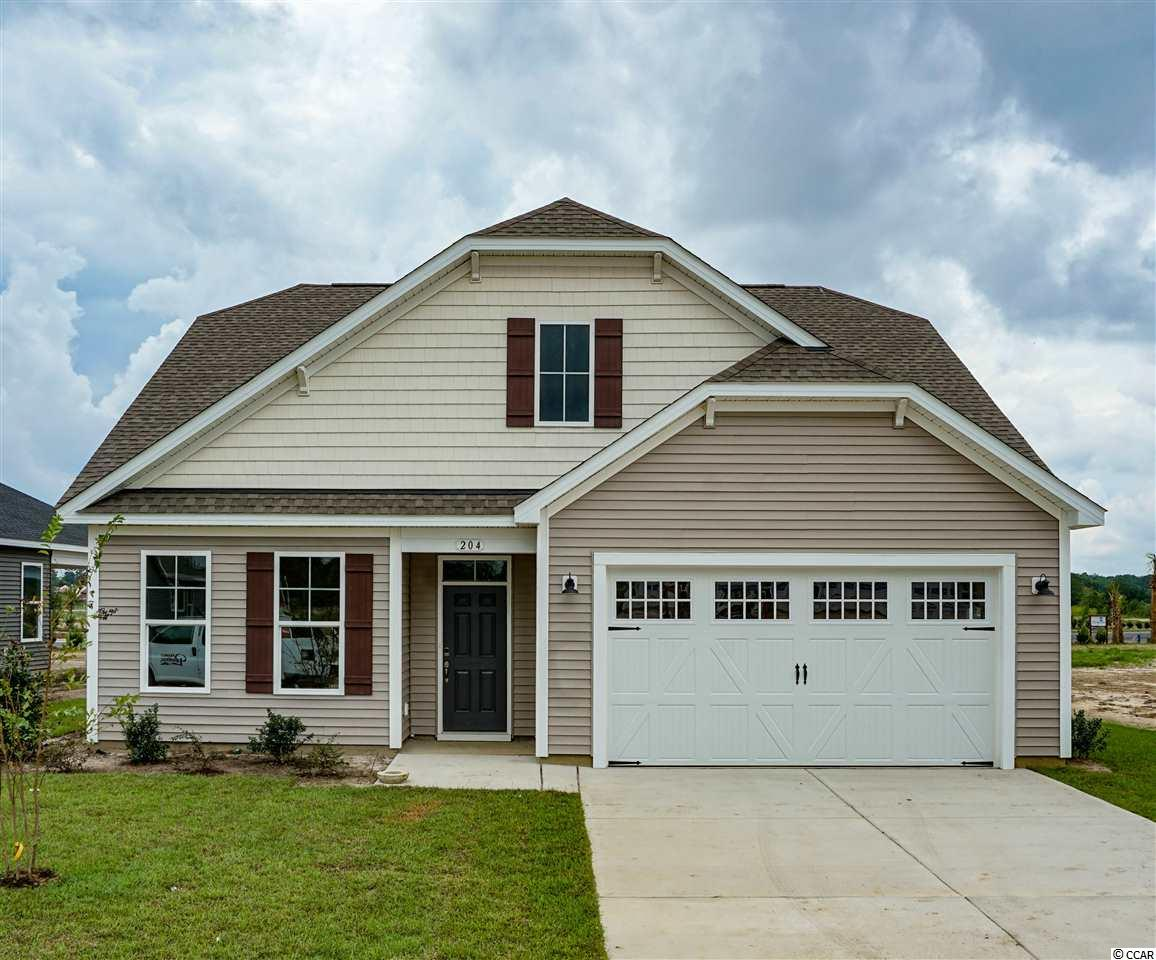 Detached MLS:1811797   204 Switchgrass Loop Little River SC