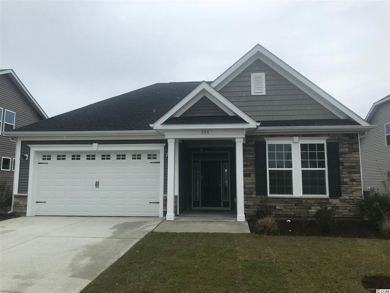 Detached MLS:1811804   208 Switchgrass Loop Little River SC